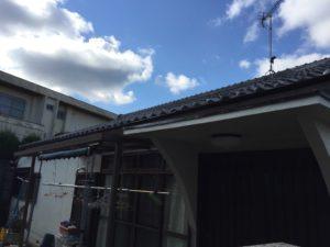 泉南郡 楠本様邸 外壁改修工事