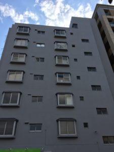 大阪市長居 マンション改修工事