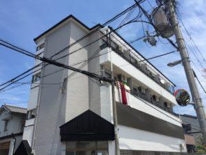 平野区 長吉マンション改修工事